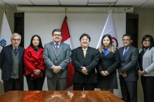 Convenio con Perú Compras permitirá gestión eficiente de los recursos públicos