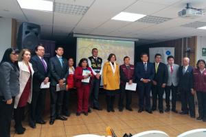 Autoridades coordinan acciones contra  la pirotecnia no autorizada