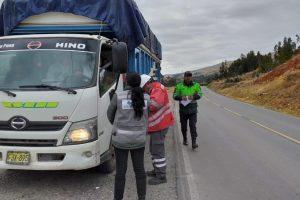 Se refuerza control de carreteras para evitar traslado ilegal de pirotécnicos