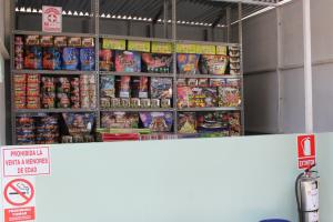 Sucamec autoriza cinco nuevas ferias  pirotécnicas a nivel nacional