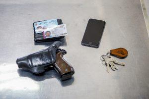 Ley Orgánica de Elecciones prohíbe porte de armas de fuego durante los actos electores