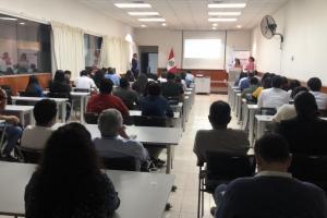 Servidores de la Sucamec se capacitan sobre transparencia y acceso a la información pública