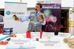 """Exitosa Campaña """"Pirotecnia Segura 2019"""""""
