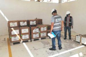 Personal de fiscalización de Sucamec despliega acciones de verificación en Ica y Arequipa